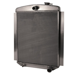 AFCO 1947-55 Chevy Truck Aluminum Radiator, Chevy Engine