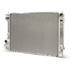 Afco 81281Z 2005-09 Mustang GT Aluminum Radiator, Polished