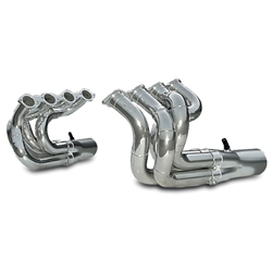 Dynatech   Big Block Chevy Strut Type Dragster Headers, 2-3/8 - 2-1/2
