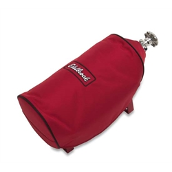 Edelbrock 72705 Nitrous Oxide Bottle Blanket, Nylon, Red
