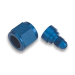 Earls 9892086ERL Blue -8 AN Female to -6 AN Male Flare Reducer