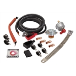 Longacre 48115 Deluxe Racing Battery Cable Kit