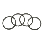 Wilwood 130-2655 Forged Dynalite O-Ring Seal Kit, 1.75 Inch