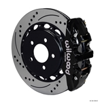 Wilwood 140-11119-D AERO4 Rear Brake Kit,97-04 C5/Z06, 05-13 C6