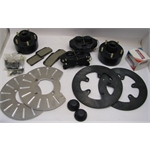 Garage Sale - Heavy Duty Front Brake Kit for Chevy
