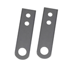 Steel Exhaust Hanger Brackets, 4 Inch
