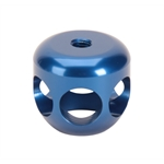 Hi-Tech Aluminum Shift Knob, Blue