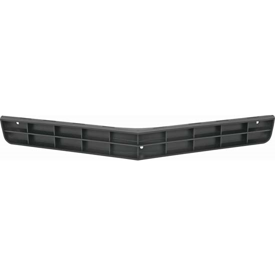 OER 468036 78-79 Camaro Lower Grille, Black Repro