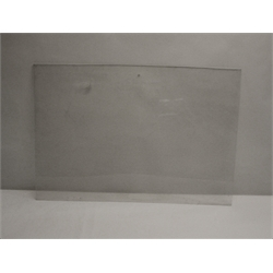 Garage Sale - Replacement Glass for Bead Blasting Cabinet