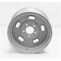 Garage Sale - Circle Racing Wheels Billet Gasser II Kidney Bean Wheel, 8 Inch, 4-3/4 BP