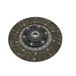 Garage Sale - Flathead 10-1/2 In Clutch Disc, 1 In 14-Spline, S-10, T-5 Transmission