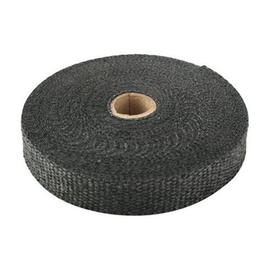 Thermo Tec 11023 Header Wrap, 2 Inch x 100 Ft, Black Color