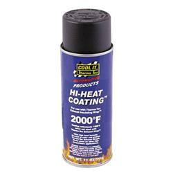 Thermo Tec 12001 Hi-Heat Header Wrap Coating, Black
