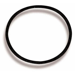 Holley 108-62 Air Cleaner Gasket, 5 In. Diameter, 0.200 In. Thickness