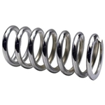 Garage Sale - 7 Inch 650LB 201/2 Inch Chrome Spring
