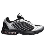 Sparco 00120RUN41NRGR Running Shoes, Size 8