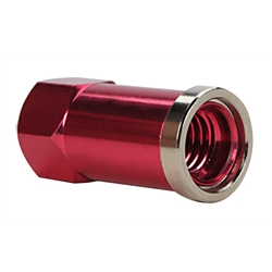 Winters Performance 7794AR Midget 3/8 Inch-16 Aluminum High Nut