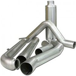2003-04 Ford 4 Inch Steel Exhaust