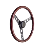 GT Performance 54-5717 GT3 Autocross II Pro-touring Wood Steering Wheel