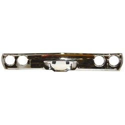 Sherman 708-91-1 71-72 Chevelle Chrome Rear Bumper