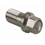 Tru-Lite Titanium Jet Head Style Bolt, 7/16 Inch-20 x 1-1/2 Inch