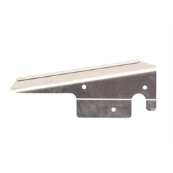 Right Hand Aluminum Spark Plug Guard, Standard Rail Chassis, Each