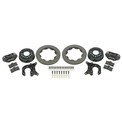 Garage Sale - Willwood Rear Brake Kit - New Big Bearing Ford, 2.5 Offset