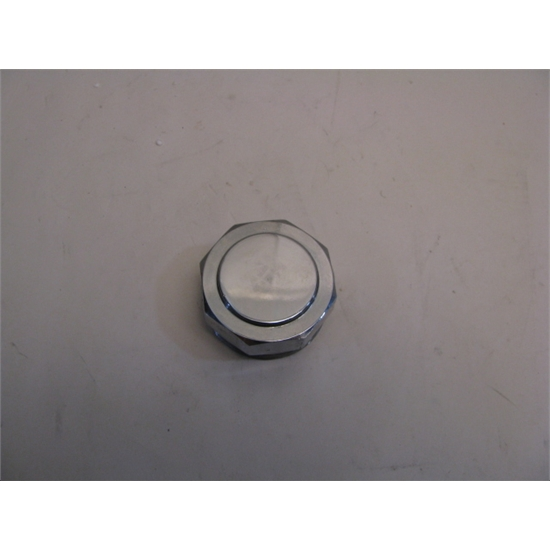 Garage Sale - 1909-27 Ford Undrilled Radiator Cap, Chrome