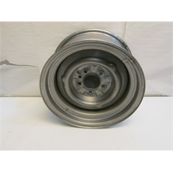Garage Sale - OE Style Hot Rod Steel Wheel, Raw Finish, 15 X 7, 5 ...