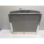Garage Sale - AFCO 1949-54 Chevy Aluminum Radiator, Chevy Engine, No Transmission Cooler