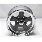 Garage Sale - Rocket Strike Wheel, 15x8, 5 On 4-1/2, 4 Inch Backspace, Plain Finish