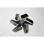 Garage Sale - Perma-Cool 96150 Turbo Flex Reverse Stainless Flex Fan, 15 In, Chrome