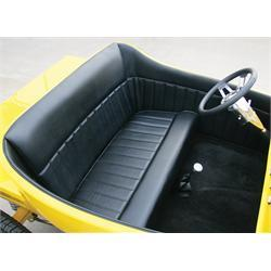 T-Bucket Interior Kit For 1923 Standard Body W/ Unchanneled Floor