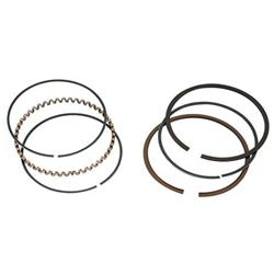 Total Seal Claimer Piston Rings, 4.00 Bore, Styles A, C, D