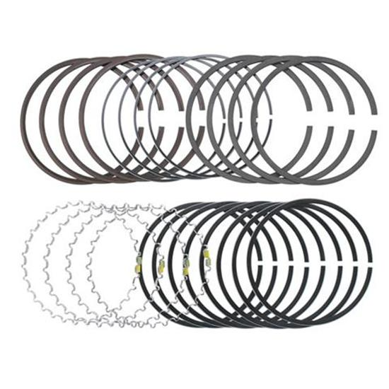 Total Seal 2.3 Ford Gapless 2nd Piston Rings, Style C