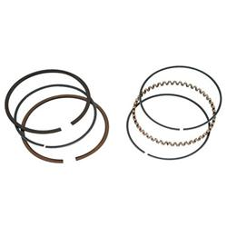 Total Seal TS1 Gapless 2nd Piston Rings, 4.00 Bore, Style E