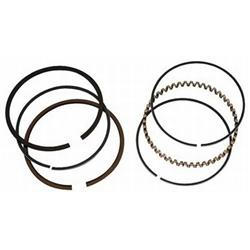 Total Seal Chevy 305 TS1 Gapless 2nd Piston Rings, Style C