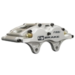 AFCO 7241-1008 F88i Series LH Front Caliper, 1.88 Bore/.810 Inch Rotor