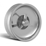 Rocket Racing Wheels Solid Wheel, 18x6, 5 on 4.5, 2.375 Backspace