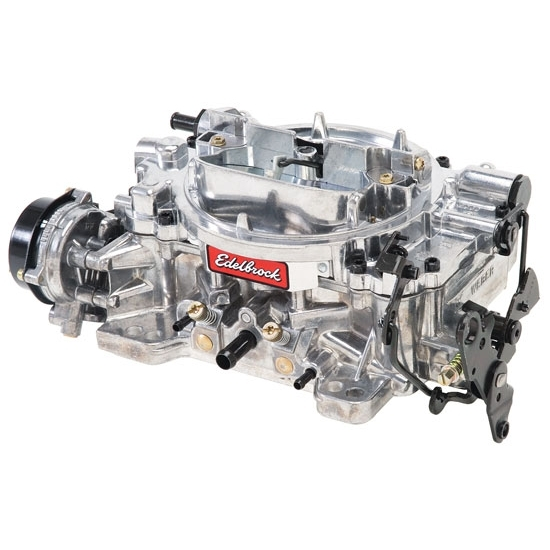 Edelbrock 1806 Thunder Series AVS 650 CFM 4 Barrel Carb-Electric Choke