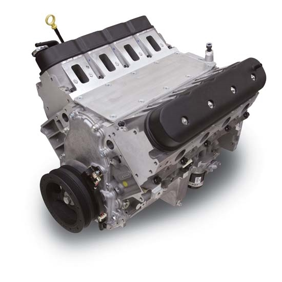 Edelbrock 46720 GM LS 416 Engine Long Block, Aluminum