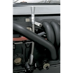 Lokar ED-5009 Flexible Engine Dipstick, Ramjet/SBC GM Vortec