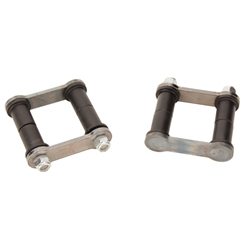 1942-48 Ford Shackles, Plain
