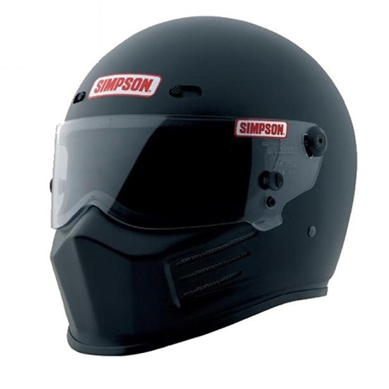This is all I can ride at the moment! But I'm excited as I just got my new helmet. Simpson, like in the good old days when I was racing in the US!