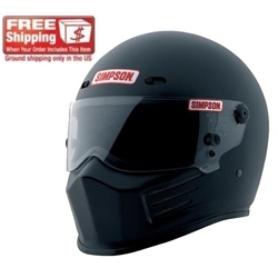 Simpson Super Bandit SA2010 Racing Helmet