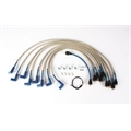 Taylor Cable 80601 8MM Shielded SST Ignition Spark Plug Wires Set, 90
