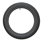 Coker Tire 71312 Bias Ply Front T-Bucket Tire, E81P- 3.60-18