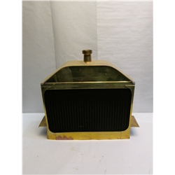 Garage Sale - Brass Model T Short Radiator