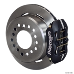 Wilwood 140-11399 FDL LP Rear Brake Kit,93-97 Camaro/Firebird 2.75 Off