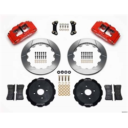 Wilwood 140-8335-R 12.88 Front Disc Brake Kit, 2000-06 Scion/Echo